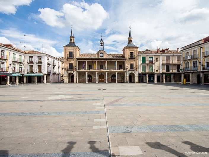 Plaza Mayor de Burgo de Osma